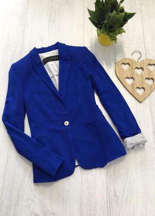 Яркий и стильный пиджак