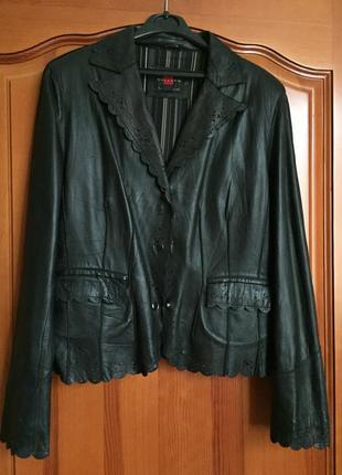 Кожаная куртка, пиджак