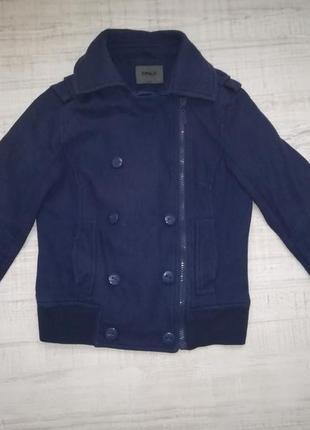 Класне укорочене пальто only