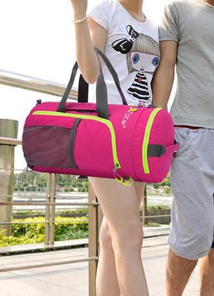 Сумка - рюкзак спортивна, дорожня (cумка дорожная, спортивная)