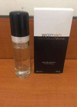 Gian marco venturi woman парфюмированная вода 30 мл сток оригинал италия