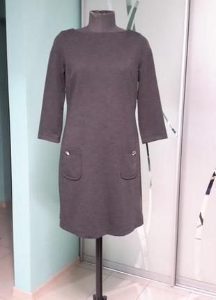Стильное короткое платье/туника