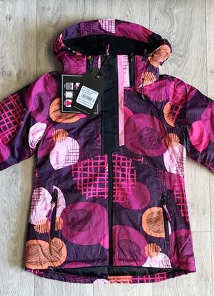 Куртка, пальто зимнее непромокаемая мембрана 128 до 164 р. подросток