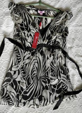 Блузка 100% шовк, шелк