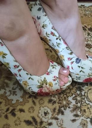 Нежные туфли asos
