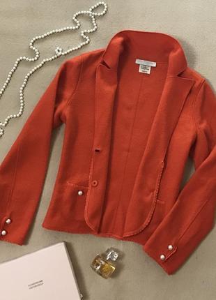 Пиджак люкс-бренда le tricot longhin