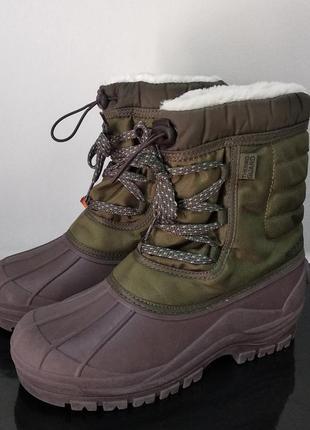 Зимние термо-ботинки regatta