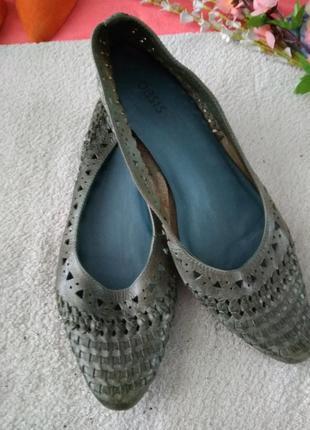 Мокасіни(мокасины)туфлі шкіряні на низькому каблуку b35ced75b8738