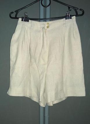 Легкие кежуал шорты marks & spencer3 фото