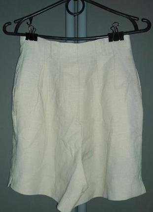 Легкие кежуал шорты marks & spencer2 фото