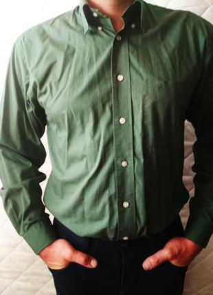 Рубашка хаки милитари