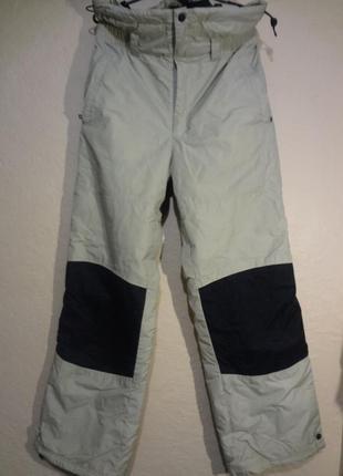 Лыжные штаны на подтяжках rucanor