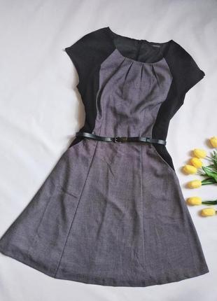 Платье с коротким рукавом orsay