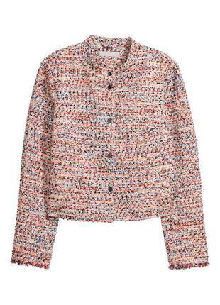 Твидовые пиджаки, женские 2019 - купить недорого вещи в интернет ... eb0962ccc50