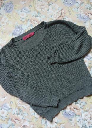 Вязаный свитер boohoo