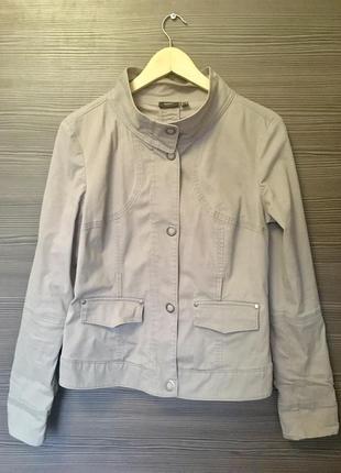 Легкая приталенная  куртка mexx
