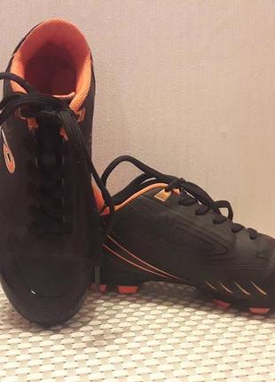 Копочки (бутсы) кроссовки panther для футбола фирменные размер 32