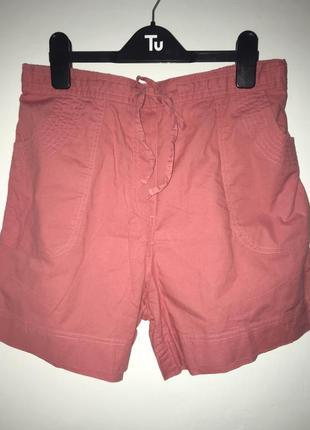 Новые  шорты вhs  12 размер, 100 котон