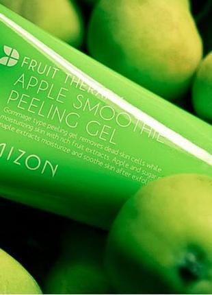 Пилинг-скатка mizon apple juicy peeling gel
