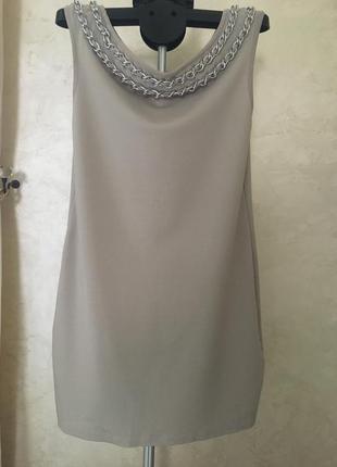 Приталенное   платье      от a|x armani exchange    100% оригинал!