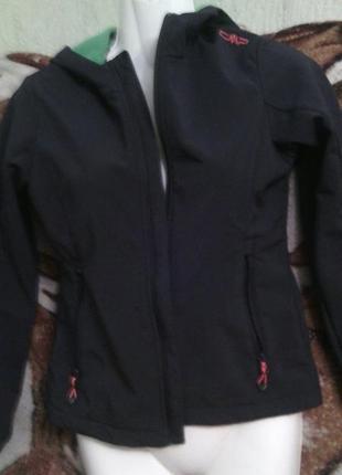 Спортивная курточка с климат контролем cmp
