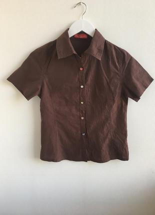 Рубашка с коротким рукавом new sensation