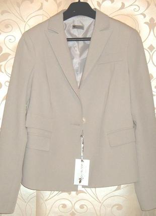 Новый женский пиджак guarapo (италия)