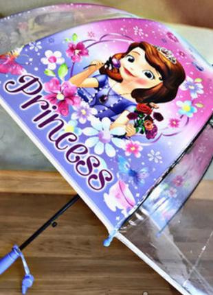 """Детский зонт """"принцесса софия"""" (sofia)"""