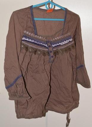 Рубашка, вышиванка, кофточка блуза
