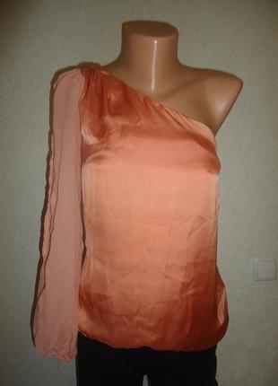 Блуза new look с открытым плечом