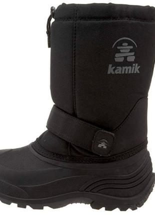 Супер зимние сапоги сноубутсы канадского бренда kamik (камик). 83815b4344293