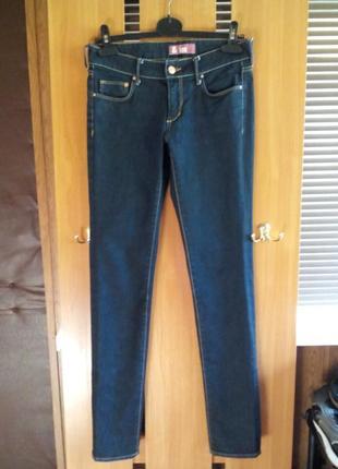 Супер джинсы скинни высокая посадка от h&m