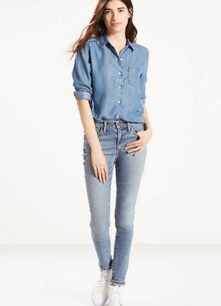 Levis 721/джинсы