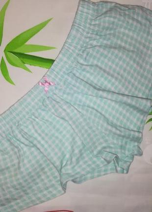 Коттоновые шортики пижама