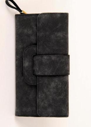 Женский клатч baellerry coctail cute dark grey