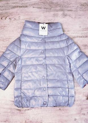 Двусторонняя куртка в размерах и цветах