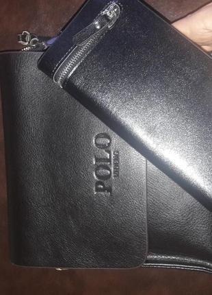 Набор сумка и портмане