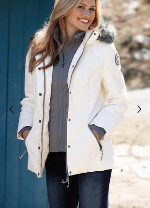 Лыжная зимняя куртка