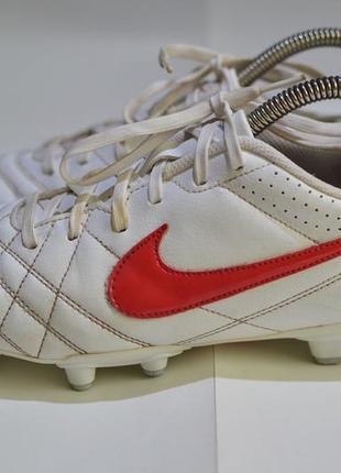 57fc10d8 Бутсы nike tiempo natural iv fg jr 454308-160 Nike, цена - 299 грн ...