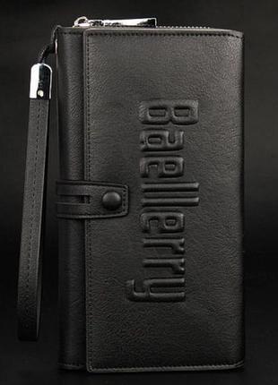 Барсетка-кошелек baellerry guero black