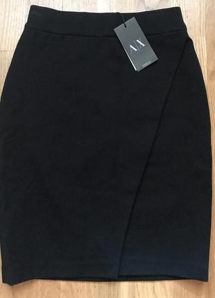 Короткая юбка armani exchange