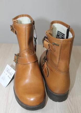 Зимние ботинки с мембраной gore-tex marc soft walk, 36 размер