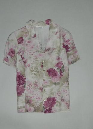 Стильная брендовая блуза от berkertex