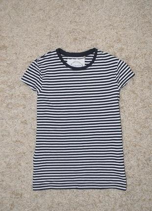 Полосатая базовая футболка george