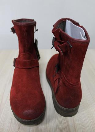 Качественные ботинки с мембраной gore-tex marc soft walk, 39 размер