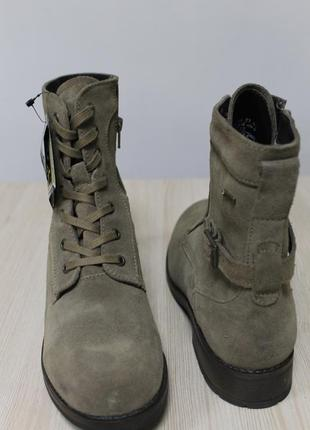 Зимние водонепроницаемые ботинки marc soft walk gore-tex, 41 размер