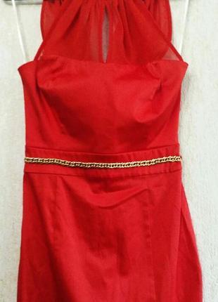 Вечернее / свадебное платье zara