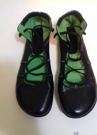 """Удобные туфли-балетки фирмы""""bama"""""""
