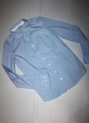 Рубашка h&m размер 38
