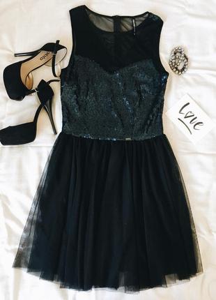 Вечернее платье cropp